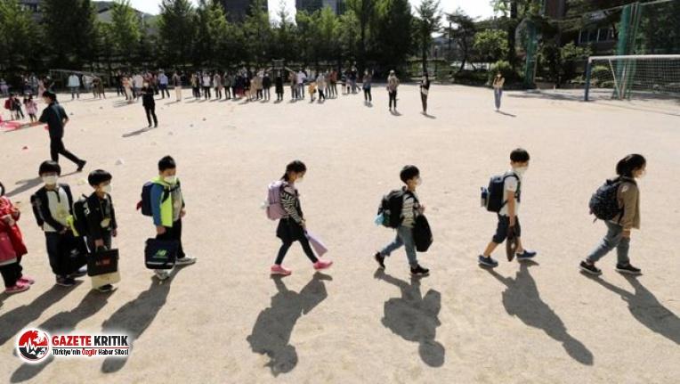 Güney Kore'de koronavirüs vakaları artışa geçti, okullar yeniden kapatıldı