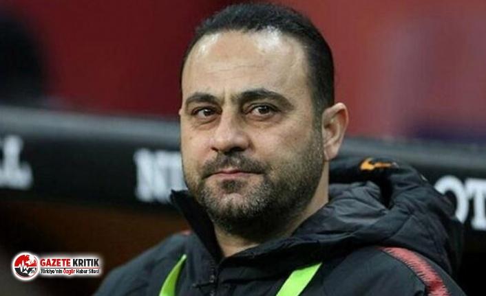 Hasan Şaş Galatasaray'dan istifa etti!