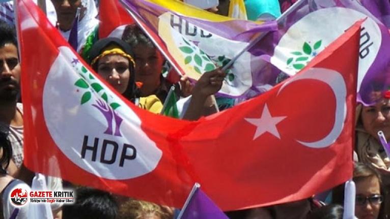 HDP'den Erdoğan'a çağrı:Halkın iradesini gasp ettiğiniz yerlerde en kısa zamanda seçime gidelim