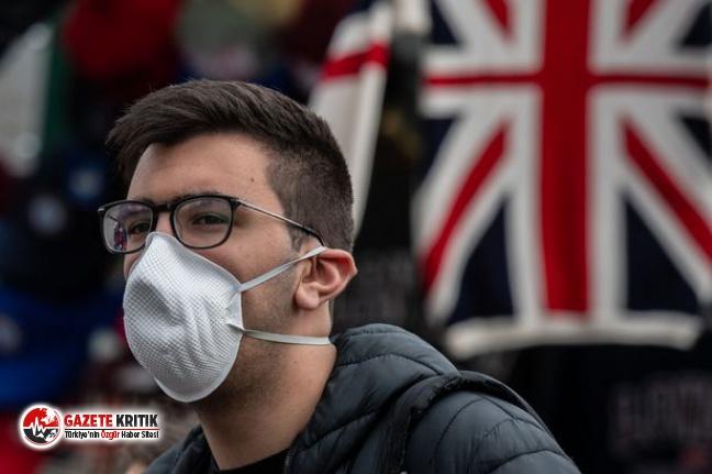 İngiltere'den koronavirüs raporu:Son 24 saatte 160 kişi hayatını kaybetti