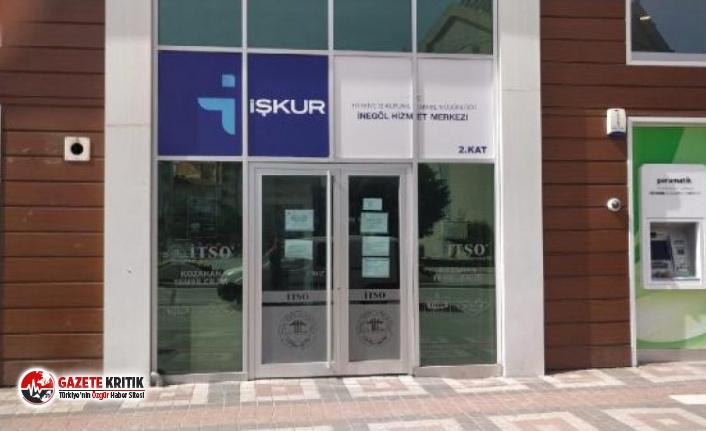 İŞKUR'da 12 memurda koronavirüs çıktı, 27 çalışan karantinada