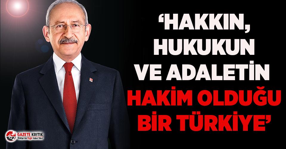 Kılıçdaroğlu'ndan bayram mesajı: Haksızlık karşısında susmayanlar çoğalıyor