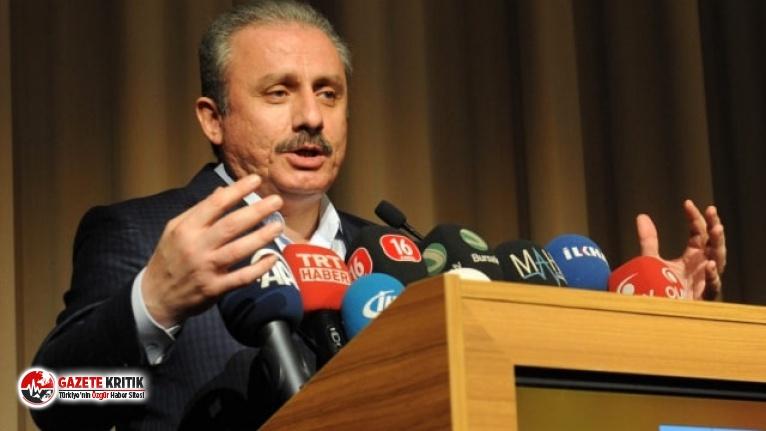 Mustafa Şentop'tan Alparslan Türkeş'e ''çeteci'' iması