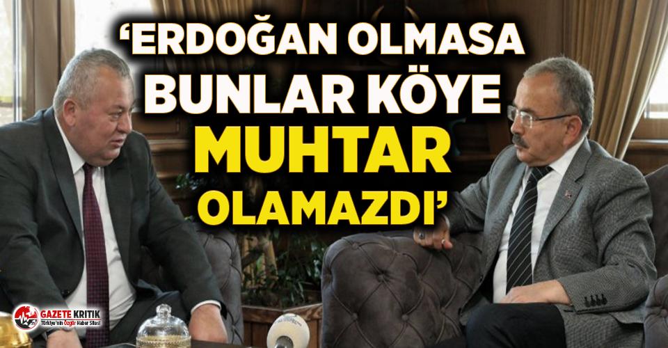 O ilde AKP ve MHP birbirine girdi: Bizim sayemizde kazandınız