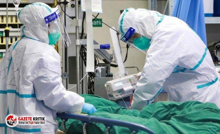 Rusya'da son 24 saatte  Corona Virüsü patlaması!