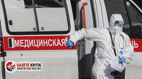 Rusya'da vaka sayısı yükseliyor