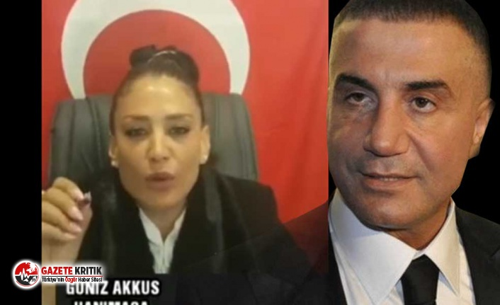Sedat Peker'e meydan okuyan 'Hanımağa' lakaplı Güniz Akkuş gözaltına alındı