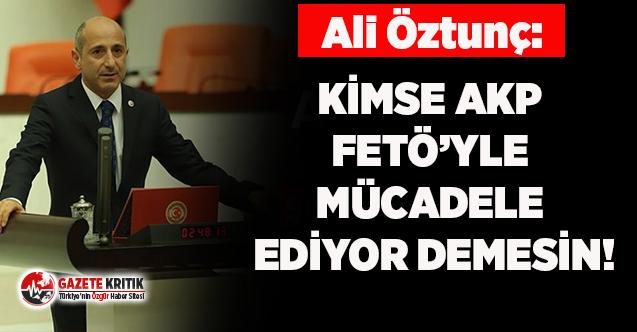 Tümamiral Cihat Yaycı'nın görevden alınmasına CHP'den sert tepki: Kimse AKP FETÖ ile mücadele ediyor demesin