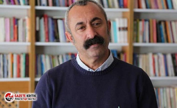 Tunceli Belediye Başkanı Maçoğlu: Belediye hesabından kesinti yapıldı