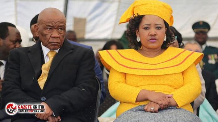 Yeni eşiyle iş birliği yaparak eski eşini öldürdüğü iddia edilen başbakan istifa etti