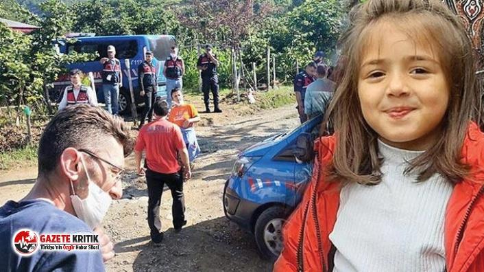 7 yaşındaki kayıp İkra Nur Tirsi'den acı haber geldi!