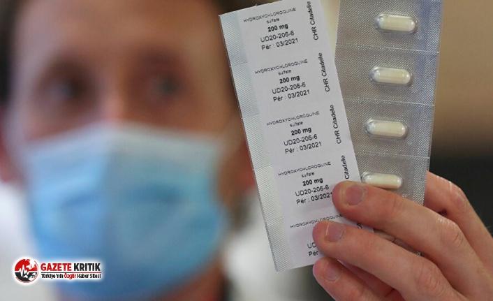 ABD Koronavirüs için hidroksiklorokin kullanımını sonlandırdı