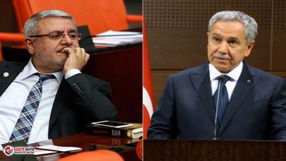 """AKP'li Metiner: """"Bülent Arınç TRT'de FETÖ kadrolaşması yaptı"""""""