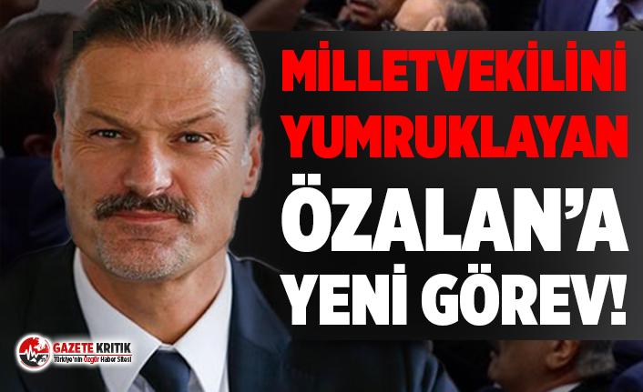 AKP'nin yeni Meclis kadrosu belirlendi! Özalan'a yeni görev...