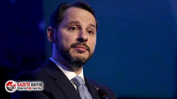 Berat Albayrak'tan Vakıfbank açıklaması