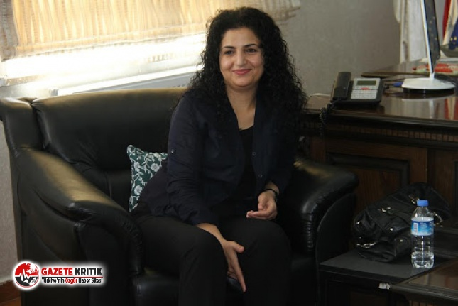 Bismil Belediye Eş Başkanı Cemile Eminoğlu gözaltına alındı