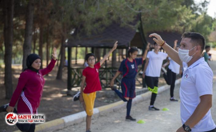 Büyükşehir, Geleceğin Sporcularını Spor Liselerine Hazırlıyor