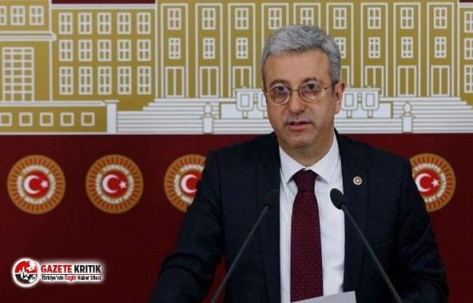 CHP'li Antmen: Çoklu Baro Prejesini 2013 Yılında FETÖ Hazırladı