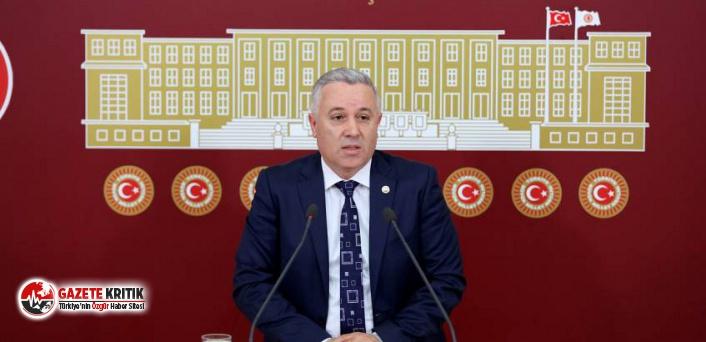 CHP'li Arık Palas halkının sesi oldu: Dirimize Saygınız Yok Bari Ölümüze Saygınız Olsun