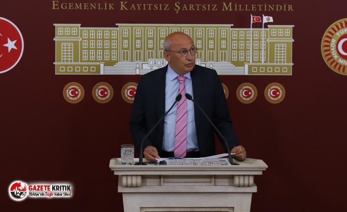 """CHP'li Çakırözer: """"Göreviniz medyayı karartmak değil yaşatmak"""""""