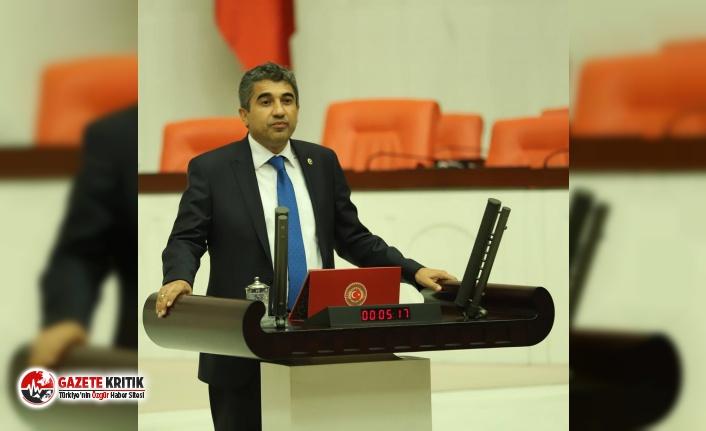 CHP'li İlhan, Cumhurbaşkanlığı tarafından 2019 yılında Kırşehir'e yapılan yatırımları sordu