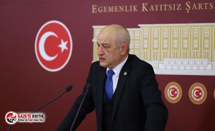 CHP'li Kasap: Kütahya'nın Yollarını Yapmak İçin Daha Kaç Vatandaşımızın Ölmesi Gerekiyor!