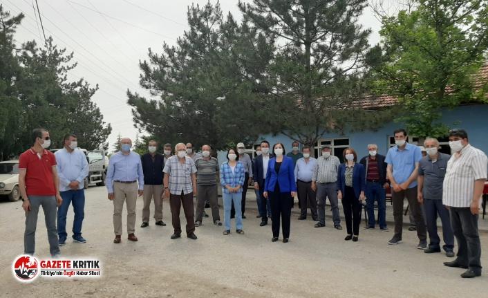 """CHP'li Köksal:""""Saray hükümeti her zamanki gibi vatandaşı görmezden geliyor"""""""