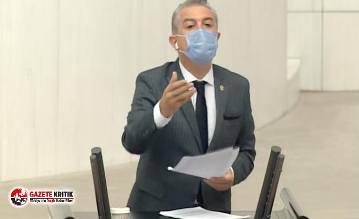 CHP'li Sancar:Bekçiliğe karşı değiliz, karşı olduğumuz sizin samimiyetsiz ve yandaş tavrınız