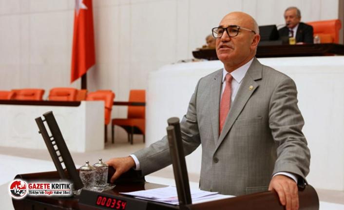 CHP'li Tanal: Bakanlık AKP'li TFF Yöneticisini Yanlış İlçeye Başkan Yaptı!