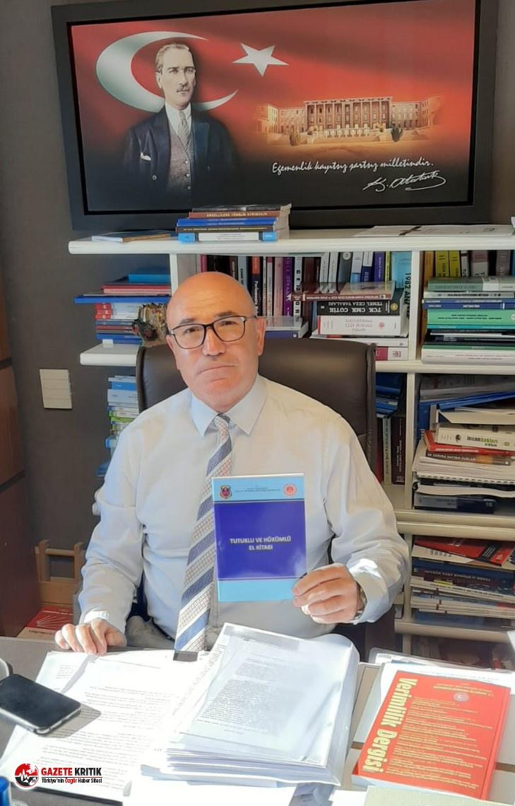 CHP'li Tanal'ın Burhan Kuzu'lu kitapçık sevinci!