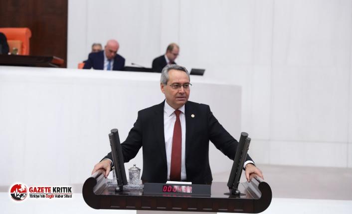 CHP'li Zeybek: Aksu'da Hukuk Tanımazlık Devam Ediyor