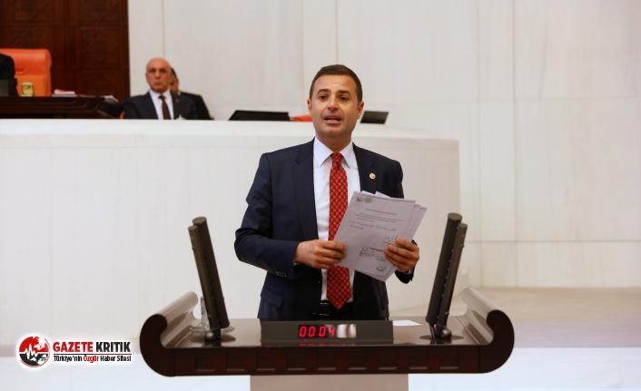 CHP'li Akın iktidarı TÜİK üzerinden eleştirdi: Örnekler her yerde, liyakat yerlerde