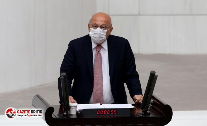 CHP'li Çakırözer: Türkiye'yi nefes alamayacak hale getirmeyin