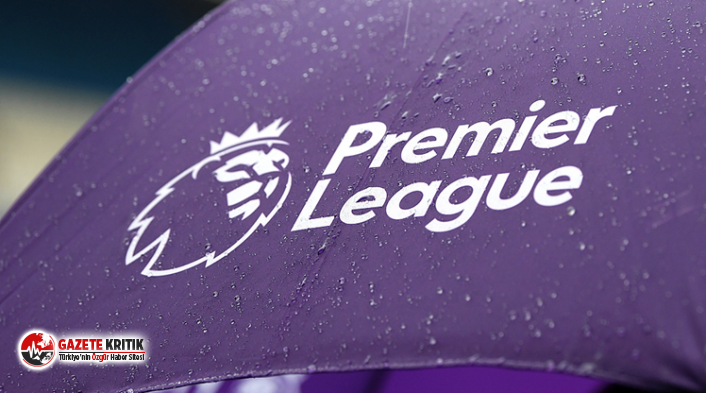 Dün başlayan Premier Lig'de bir kişinin Koronavirüs testi pozitif çıktı!