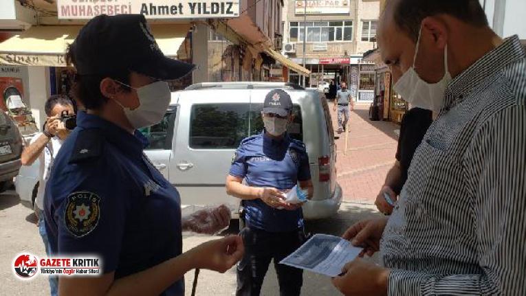 Elazığ Karakoçan'a maskesiz sokağa çıkma yasağı getirildi