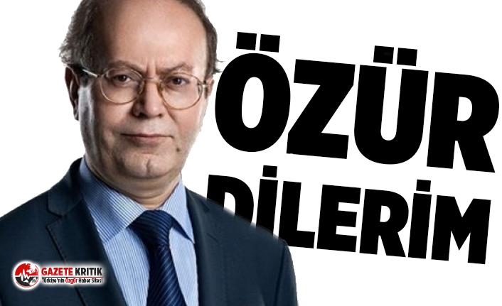 Erdoğan'ın kararını eleştiren Kaplan, paylaşımını silip özür diledi