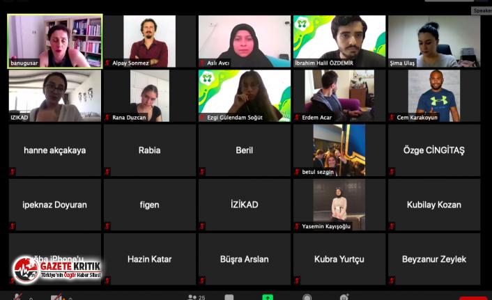 Genç İZİKAD'dan online eğitim atağı