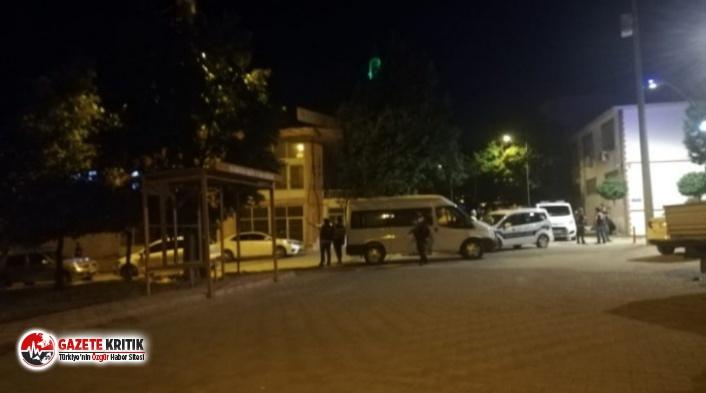 HDP Beşiri İlçe Örgütü'ne polis baskını: Eşbaşkanlar gözaltına alındı