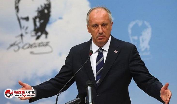 İnce'den Erdoğan'a sert yanıt: Milletin inancı üzerinden din bezirganlığı yapıyor