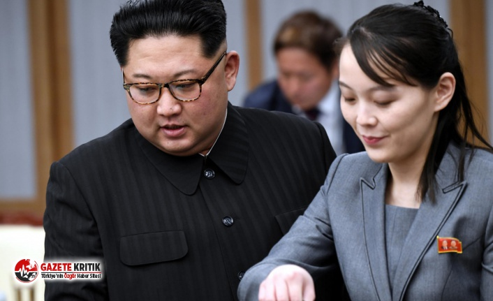 Kim Jong-un'un kız kardeşinden Güney Kore'ye uyarı:Ağır bedeller ödersiniz