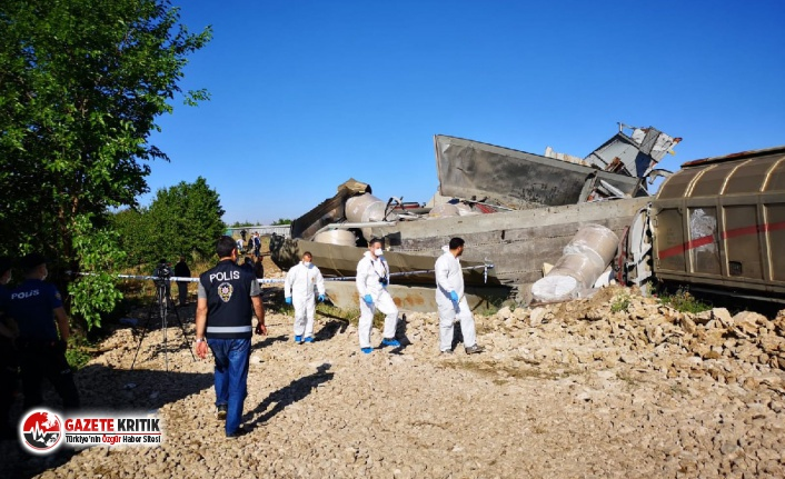 Malatya'daki tren kazasında ölü sayısı ikiye yükseldi