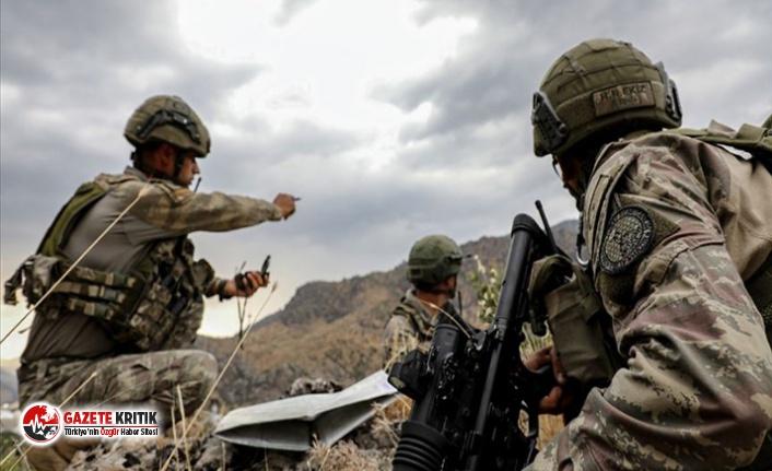 Pençe-Kaplan'da 41 terörist öldürüldü