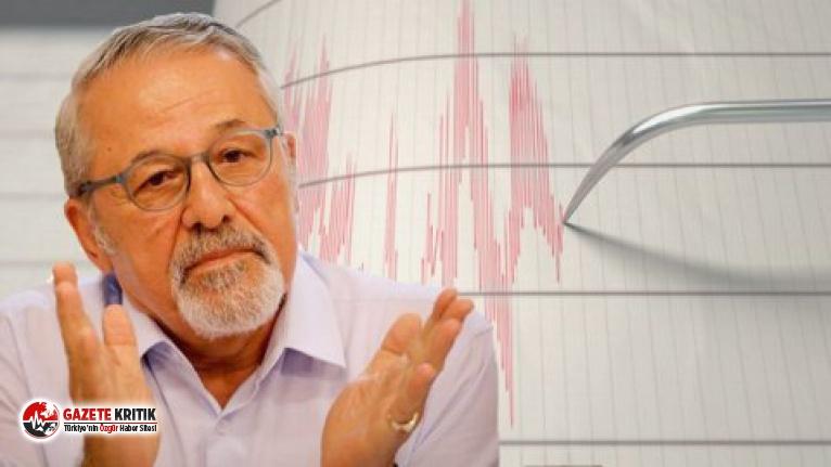 Prof. Dr. Naci Görür 'Bingöl Karlıova'yı yaşanan depremden aylar önce uyarmış!