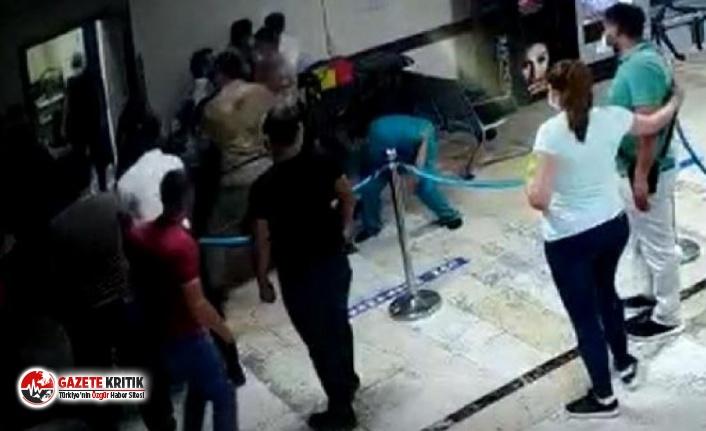 Sağlık çalışanının burnunu kıran şüpheli tutuklandı