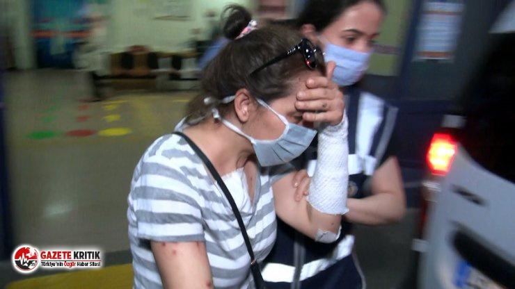 Tutuklandıktan sonra Koronavirüs çıkan kadının ifadesini alan savcı dahil 11 kişi karantina altında