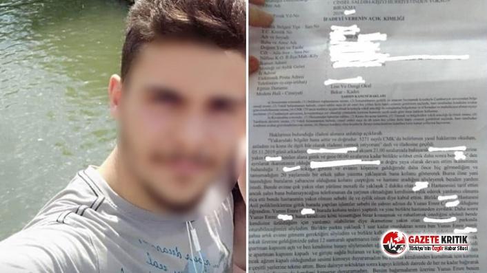 18 yaşındaki Gamze'ye tecavüz etti ve serbest kaldı
