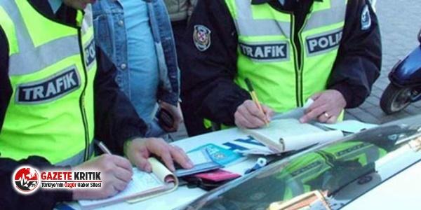 3-5 Temmuz tarihleri arasında 81 ilde binlerce sürücüye ceza yazıldı