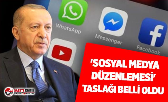 AKP'nin 'sosyal medya düzenlemesi' taslağı belli oldu
