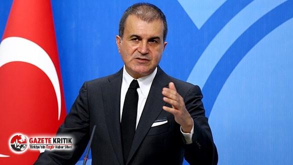AKP Sözcüsü Çelik: Atatürk'ü kendilerine kalkan yapanlar onu istismar ediyor
