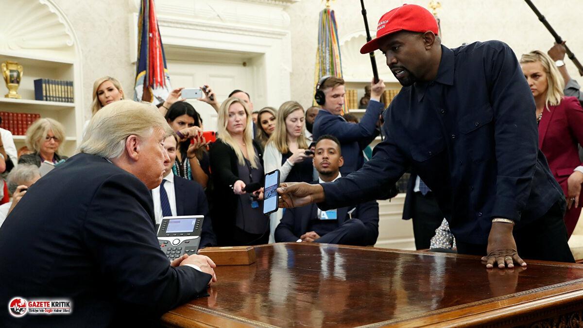 Başkan adaylığını açıklayan Kanye West, Kim Kardashian veElon Musk'tan danışmanlık alıyor